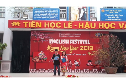 FESTIVAL TIẾNG ANH